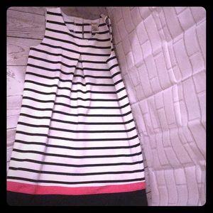 Girls Gymboree Striped Dress